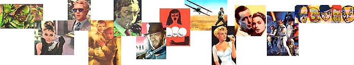 Montage of Movie Poster Images
