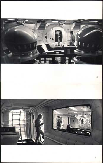 2001 A Space Odyssey UK Production Stills (2)