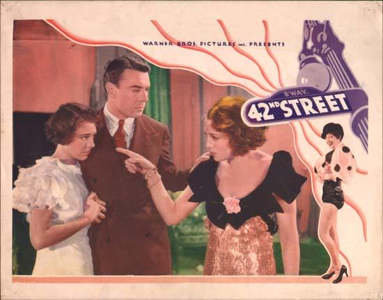 42nd Street US Lobby Card