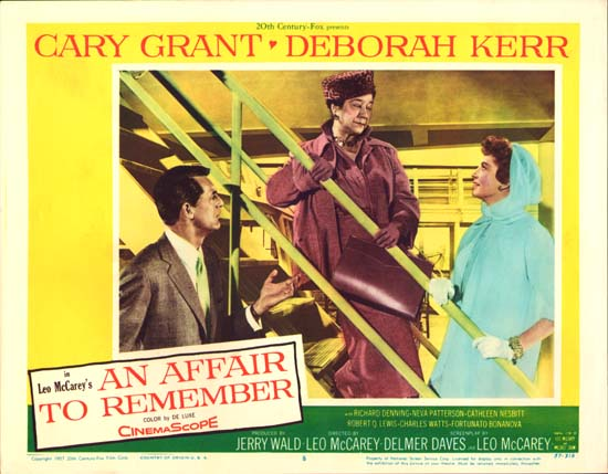 Affair to Remember, An US Lobby Card number 8
