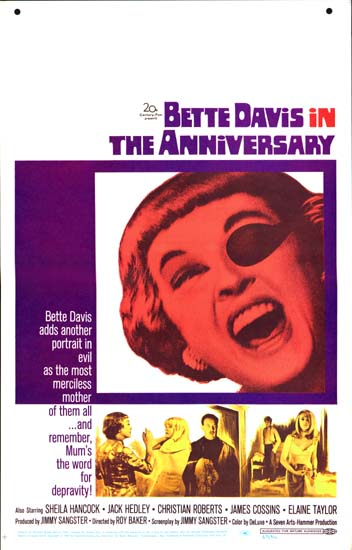 Anniversary, The US Window Card movie poster
