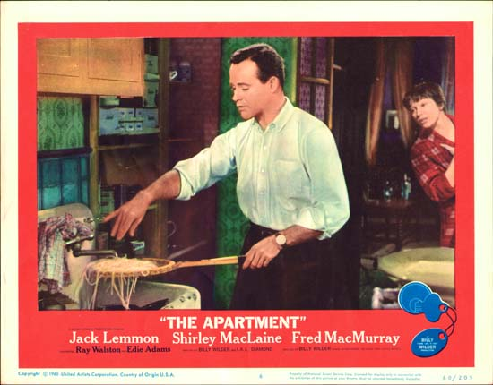 Apartment, The US Lobby Card number 6