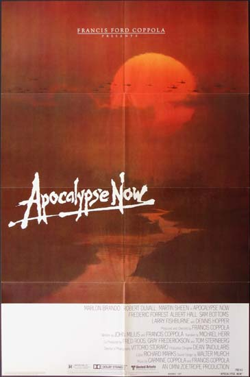 Apocalypse Now Film Poster