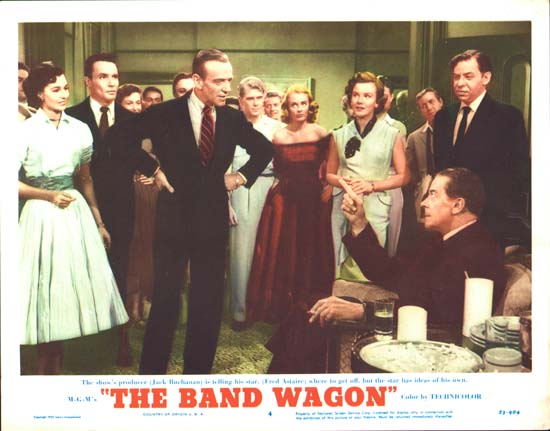 Band Wagon, The US Lobby Card number 4