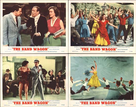 Image 2 of Band Wagon, The US Lobby Card set of 8