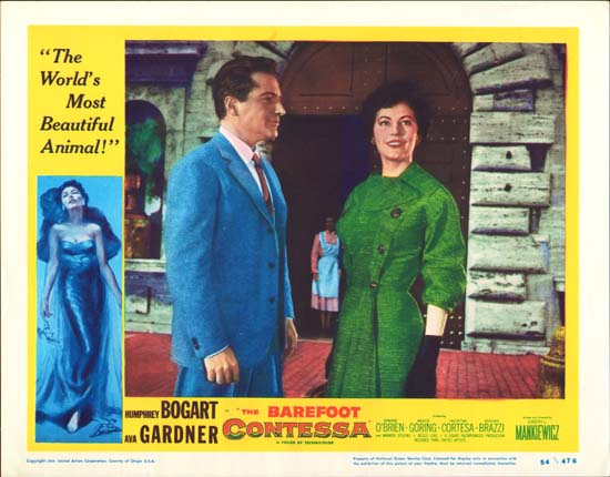 Barefoot Contessa, The US Lobby Card number 5