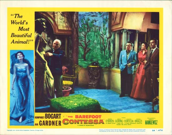 Barefoot Contessa, The US Lobby Card number 6