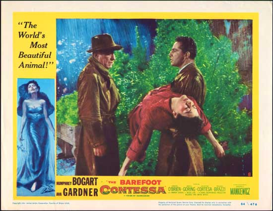 Barefoot Contessa, The US Lobby Card number 8