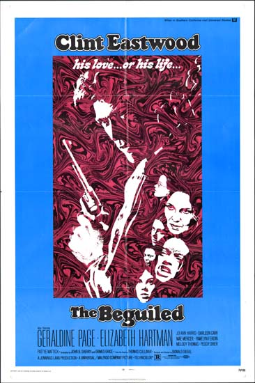 Beguiled, The US One Sheet movie poster