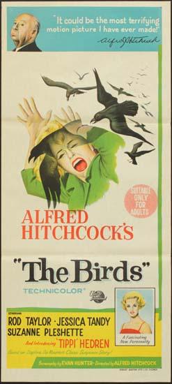 Birds, The Australian Daybill movie poster
