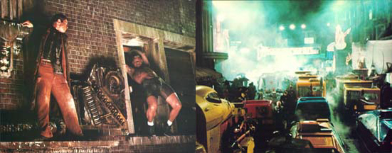 Image 2 of Blade Runner US Deluxe Lobby Cards (5)