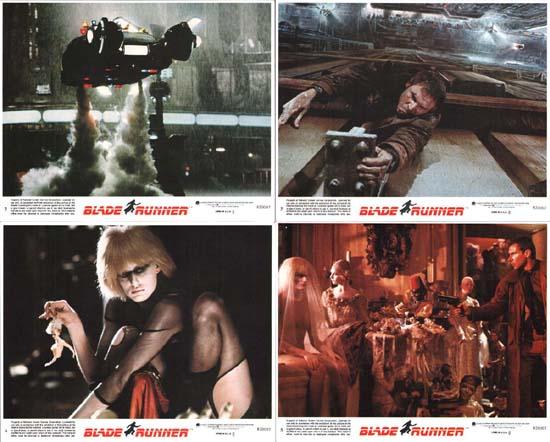 Image 2 of Blade Runner US Mini Lobby Card Set of 8