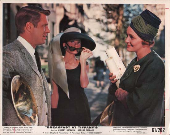 Breakfast at Tiffanys US Colour Still