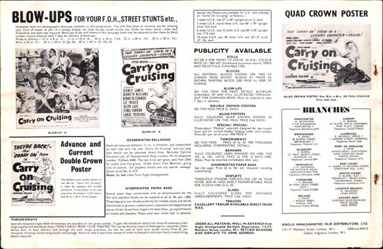 Image 3 of Carry On Cruising UK Pressbook