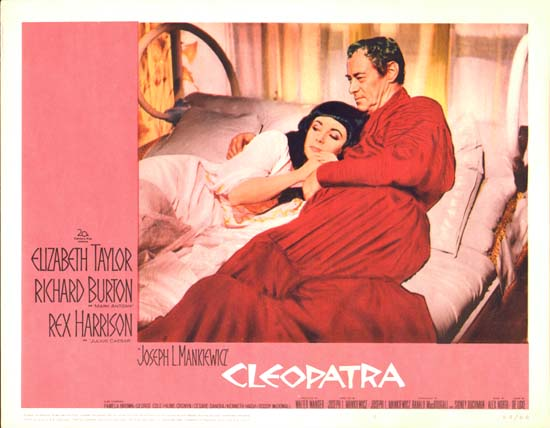 Cleopatra US Lobby Card number 4