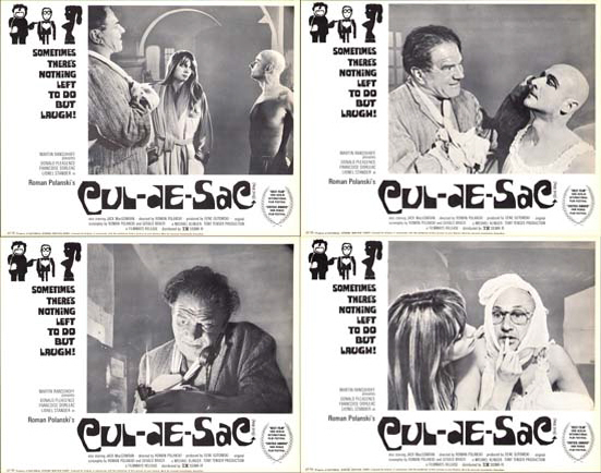 Image 2 of CulDeSac US Lobby Card Set of 8