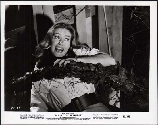 Day of the Triffids, The US Publicity Still