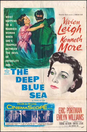 Deep Blue Sea, The US One Sheet movie poster