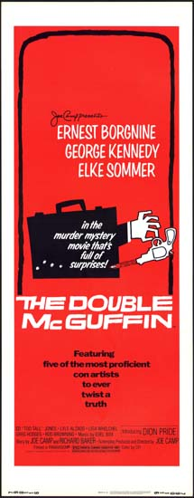 The Double McGuffin original film poster | Movie Poster ...