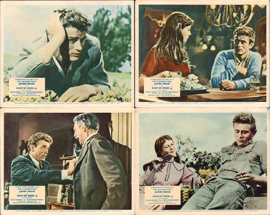 East of Eden UK FOH set of 8