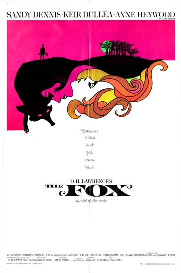 Fox, The US One Sheet movie poster