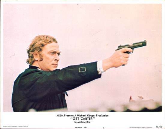 Get Carter US Lobby Card number 1