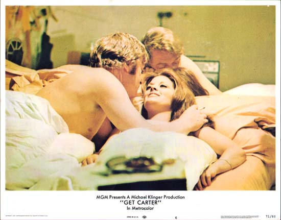 Get Carter US Lobby Card number 6