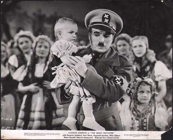 Great Dictator US Production Still