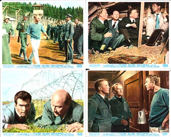 Great Escape, The UK FOH set of 8