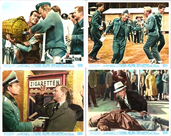 Image 2 of Great Escape, The UK FOH set of 8