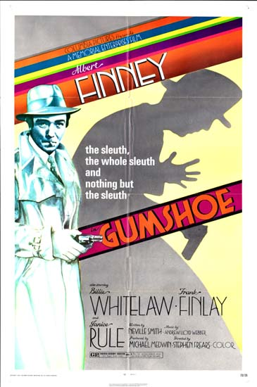 Gumshoe US One Sheet movie poster