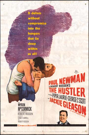 Hustler, The US One Sheet movie poster