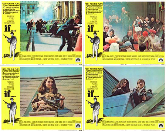If US Lobby Card Set of 8