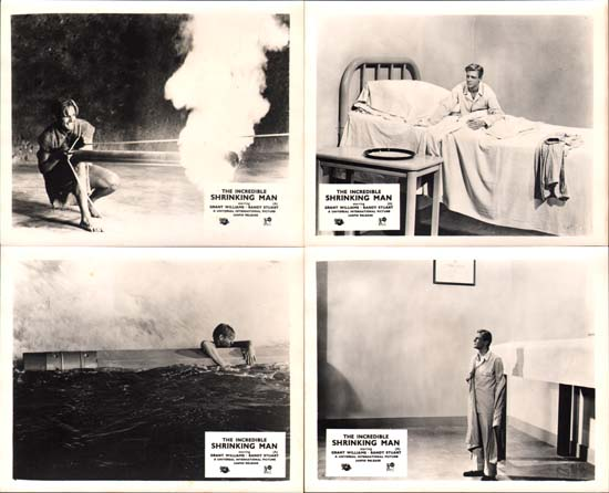 Image 2 of Incredible Shrinking Man, The UK FOH set of 8