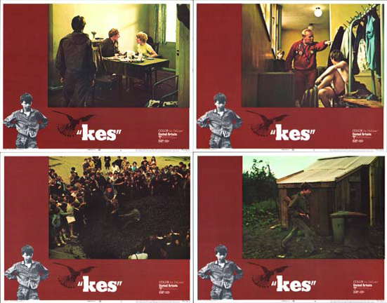 Image 2 of Kes US Lobby Card Set of 8