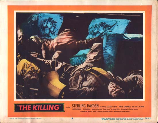 Killing, The US Lobby Card number 8