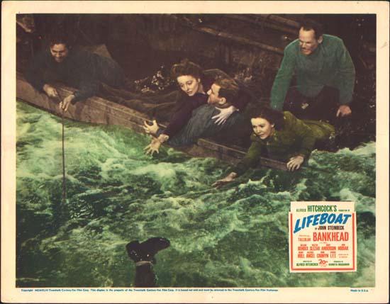 Lifeboat US Lobby Card