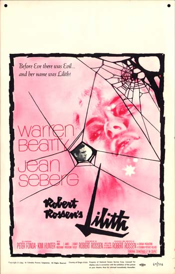 Lilith US Window Card movie poster