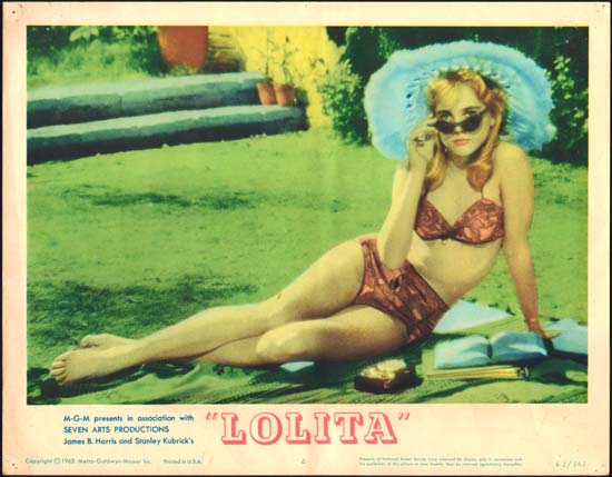 Lolita US Lobby Card number 2