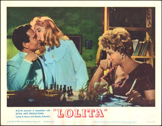 Lolita US Lobby Card number 4