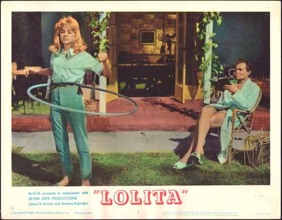 Lolita US Lobby Card number 7