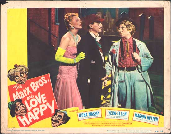 Love Happy US Lobby Card number 2