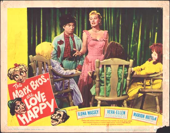 Love Happy US Lobby Card number 3