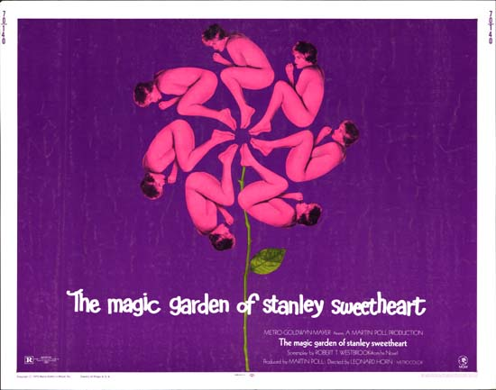 Magic Garden of Stanley Sweetheart, The US Half Sheet movie poster