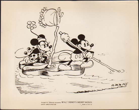 Mickey Mouse US Publicity Still