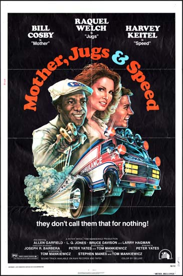 Mother Jugs and Speed US One Sheet movie poster
