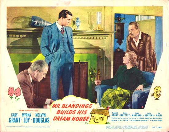 Mr Blandings Builds His Dream House US Lobby Card number 5