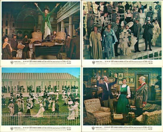 My Fair Lady US Mini Lobby Cards (7)
