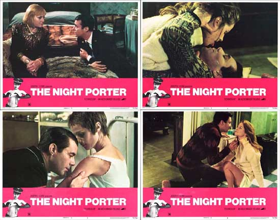 Image 2 of Night Porter, The US Lobby Card Set of 8