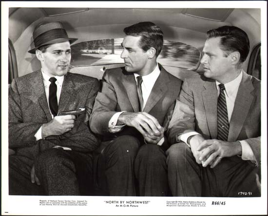 North By Northwest US Production Still